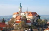Mikulov, Republica Ceha