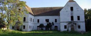 Castelul din Banloc Timis