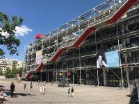 Centrul Pompidou din Paris va fi inchis pentru un amplu proiect de renovare