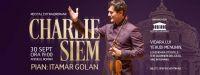 Concert Charlie Siem la Ateneul Roman