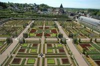 Chateau de Villandry and its gardens