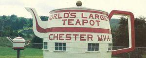 Cel mai mare ceainic din lume
