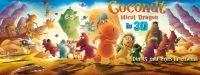 """Animatia """"Coconut, micul dragon"""", in cinematografe din 15 mai"""
