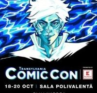 Transylvania Comic Con la BT Arena din Cluj-Napoca