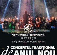 Orchestra Simfonica Bucuresti - Concertul Traditional de Anul Nou