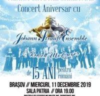 Vienna Crystal Christmas la Sala Patria Brasov