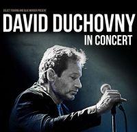 David Duchovny in concert la Sala Palatului