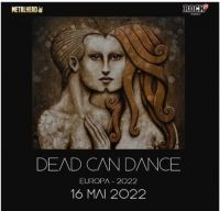 Concert Dead Can Dance la Arenele Romane in 2022