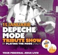 Tribut Depeche Mode la Beraria H