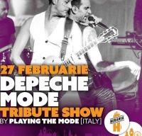 Tribute Show Depeche Mode la Beraria H