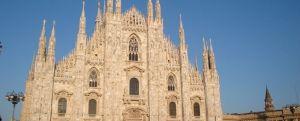 Domul din Milano un monument religios construit in 600 de ani
