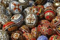 Easter traditions in Russia