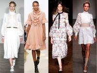 Moda: tendintele sezonului primavara/vara 2016
