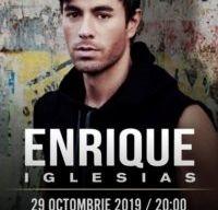 Enrique Iglesias Live la BT Arena din Cluj-Napoca