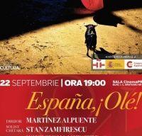 Espana, ¡Ole! la Cinema Pro