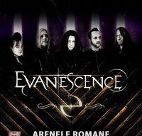 Concert Evanescence la Bucuresti in 2022