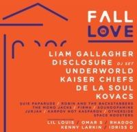 Fall in Love Festival 2019 la Palatul Mogosoaia