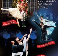 Festivalul Baletului Rusesc la Sala Palatului