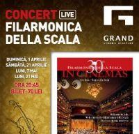 Filarmonica della Scala 2012 transmisa in exclusivitate la Grand Cinema Digiplex