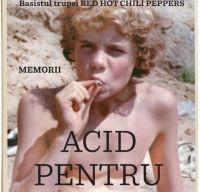 Acid pentru copii. Memorii de Flea