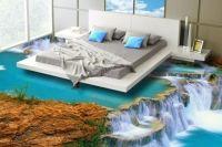 Un nou trend in designul interior: pardoselile epoxidice decorative