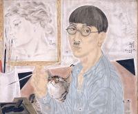 Leonard Tsuguharu Foujita, excentricul care iubea pisicile