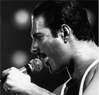 Freddie Mercury de Peter Freestone