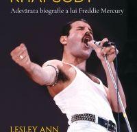 Bohemian Rhapsody - Adevarata biografie a lui Freddie Mercury de Lesley Ann Jones