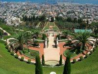 Cel mai frumos obiectiv turistic din Haifa? Gradinile Baha'i