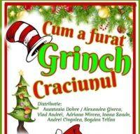 Cum a furat Grinch Craciunul la Palatului National al Copiilor
