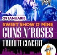 Concert tribut Guns N'Roses la Beraria H