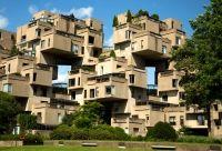 Habitat 67 – un experiment modernist de lux