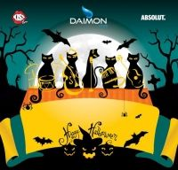 Cats on the Roof - Halloween Party
