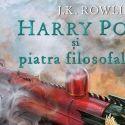 Harry Potter si piatra filosofala ed ilustrata de J K Rowling