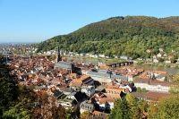 Heidelberg, orasul unde puteti vizita cea mai veche universitate din Germania