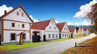 Holasovice, Republica Ceha
