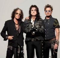 Johnny Depp se intoarce in 2021 la Bucuresti cu Hollywood Vampires
