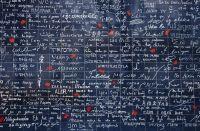Zidul Iubirii din Paris