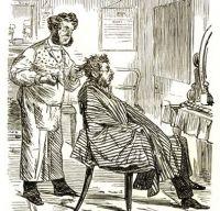Umor la frizerie