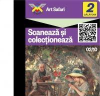 Metrorex lanseaza o serie de cartele cu picturile unor mari artisti romani