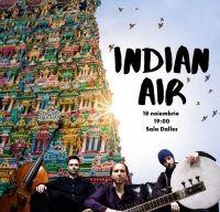 Concert Indian Air la Sala Dalles