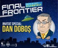 Descoperi ultimele noutati fantastice la Final Frontier 6 - singurul targ de carte SF & Fantasy