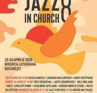 Jazz in Church la Biserica Luterana din Bucuresti