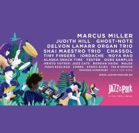 Jazz in the Park la a saptea editie