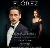 Juan Diego Florez la Opera Nationala Bucuresti