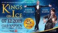 Kings on Ice la BT Arena din Cluj-Napoca