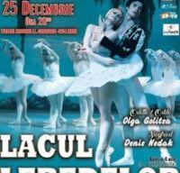 Lacul Lebedelor - spectacol de balet clasic la Sala Palatului