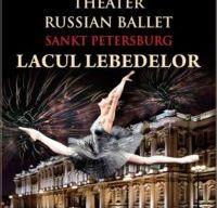 Theatre Russian Ballet - Lacul Lebedelor la Opera Nationala Bucuresti