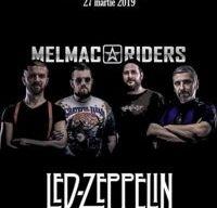 Concert tribut Led Zeppelin la Rockstadt