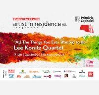 Concert Lee Konitz Quartet la ARCUB